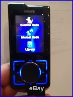 Sirius Stiletto 2 For Sirius Satellite Radio Receiver ACTIVATED LIFETIME SERVICE