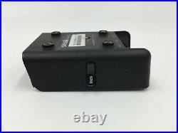 Sirius Stiletto 2 Live Portable Satellite Radio Receiver & Mp3 Player SL2 & SLV2