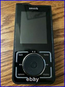 Sirius Stiletto 2 Portable Radio With Home Kit And Vehicle Kit