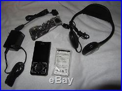 Sirius Stiletto 2 Portable Satellite Radio Receiver MP3 Player
