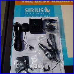 Sirius Stiletto 2/SL2/SLV2 Vehicle Car Kit NEW