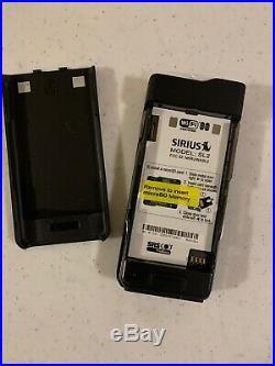 Sirius Stiletto 2 Satellite Radio receiver With Power Cable