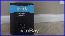 Sirius Stiletto 2 reciever with vehicle kit
