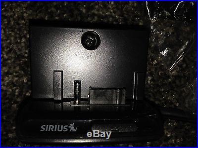 Sirius Stiletto SL100-PK1 Car & Home Satellite Radio Receiver