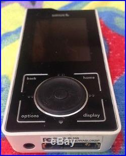 Sirius Stiletto SL100 radio with dock
