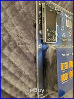 Sirius Stiletto SL10 Satellite Radio Lifetime activated + New Stiletto Home Kit