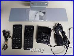 Sirius Stiletto Satellite Radio SL2 + SLEX1 Working! Portable, Home, Vehicle