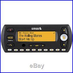 Sirius Stratus 4 SV4-TK1 Home or Car Satellite Radio Replacement Receiver NEW