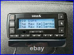 Sirius Stratus 5 SV5 Satellite Radio Receiver With Active Subscription READ