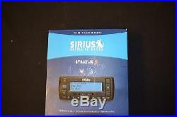 Sirius Stratus 5 SV5 XM satellite radio Receiver LIFETIME SUBSCRIPTION