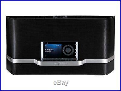Sirius Stratus 6 Radio + Portable Speaker Dock SXABB1 charger, Antenna, Remote++