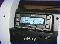 Sirius Stratus 6 Satellite Radio Car Dock Active Subscription