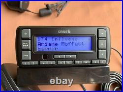 Sirius Stratus 6 Satellite Radio Receiver with LIFETIME subscription