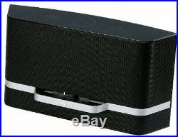 Sirius Stratus 7, SDSV7 Portable Speaker Docking station charger, Antenna, Remote