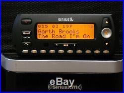 Sirius Stratus SV4 Active Subscription with Sirius SXABB2 Boombox