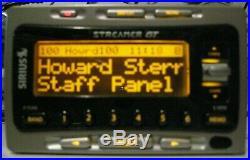 Sirius Streamer GT Satellite Radio receiver only + LIFETIME subscription SIR-SL1