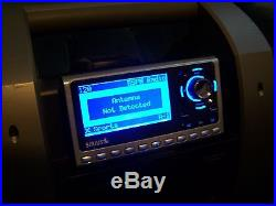 Sirius SubX1 Boombox with Sportster SP4 radio and Car Kit