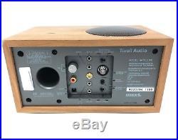 Sirius TIVOLI Tabletop Satellite Speaker Radio VERIFIED LIFETIME SUBSCRIPTION XM