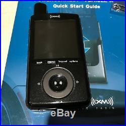 Sirius XMP3i Satellite Radio Receiver, Car Kit & Portable Speaker Dock Lot