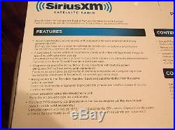 Sirius XM BB2 SXABB2 Satellite Radio Portable Speaker Dock