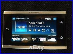 Sirius XM LYNX Portable Satellite and Internet WiFi Radio Receiver. Rare