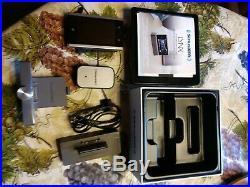 Sirius XM LYNX Portable satellite Radio Receiver Radio Kit SXi1with Home Kit LH1