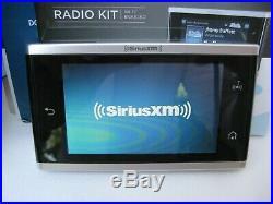 Sirius XM LYNX Portable satellite Radio Receiver + accessories