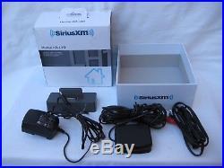 Sirius XM LYNX Portable satellite Radio Receiver with Home Kit