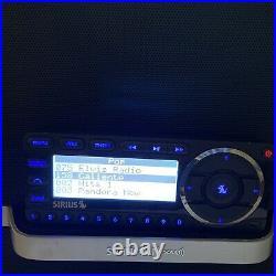 Sirius XM Lifetime Activation Starmate 5 ST5 Radio Portable Speaker