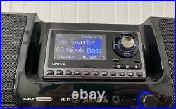 Sirius XM Lifetime Subscription Radio with SubX2 Boombox + Extras