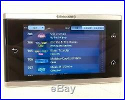 Sirius XM Lynx Wi-Fi & Bluetooth Portable Radio Receiver CPU UPDATED + Vehicle