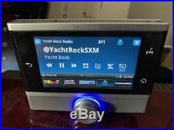 Sirius XM Lynx radio and car dock Read carefully