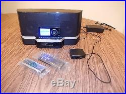 Sirius XM Onyx EZ Radio (Model XEZ1) with SXABB2 Portable Speaker System