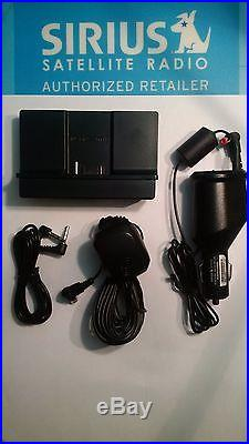 Sirius XM Onyx, Onyx Plus Edge, Xpress PowerConnect Car Vehicle Dock Kit