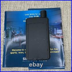 Sirius XM Personal Portable Satellite Radio XMp3i Home Kit XPMP3H1 Complete Test
