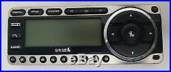 Sirius XM Radio Boombox SUBX1 Receiver & Antenna used free shipping