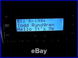Sirius XM Radio Boombox with a Life Time Subscription Radio