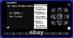 Sirius XM Radio Car / Truck Satellite Radio, Life Subscription, Free Shipping