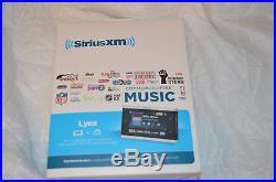 Sirius XM Radio Lynx Bluetooth/WIFI Portable Satellite Radio Receiver, open box