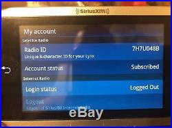 Satellite Radio Systems » Sirius XM Radio Lynx For XM / For