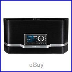 Sirius XM Radio Onyx Plus Boombox Portable Speaker Dock Remote, Antenna, Charger