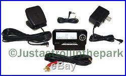 Sirius XM Radio Receiver + Complete Home Kit Antenna Adapter Cradle NEW