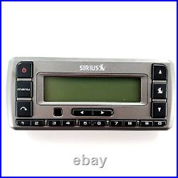 Sirius XM Radio SV3 Satellite Radio Active Lifetime Subscr + Howard Stern Tested
