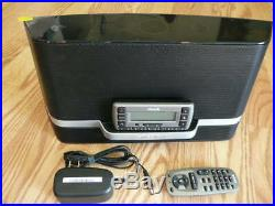 Sirius XM Radio SXABB1 Boombox Speaker with Sirius SV3 Receiver (Activated)