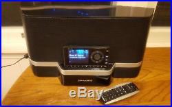 Sirius XM Radio SXABB2 Boombox/Speaker & Sirius ONYX XDNX1