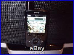 Sirius XM Radio Speaker Dock SXABB1 & XMp3i receiver