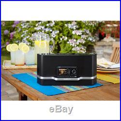 Sirius XM Radio Starmate 8 Boombox Portable Speaker Dock Remote, Antenna, Charger