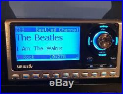 Sirius XM SP4-TK1R ACTIVE Lifetime Subscription Receiver Only