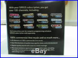 Sirius XM, SP-TK2 Sportster Radio Vehicle Kit plus SP-B1 Boombox Entertainment
