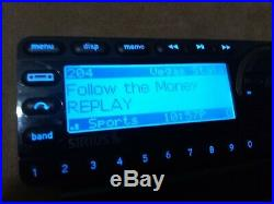 Sirius XM ST5 Starmate 5 Satellite Radio Receiver Active Subscription